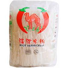 camel-rice-vermicelli
